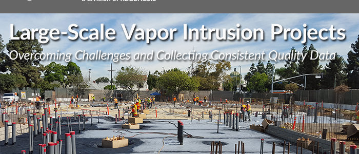 vapor intrusion webinar recording