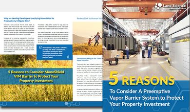 5 Reasons to Consider a Preemptive Vapor Barrier to Protect Your Property Investment