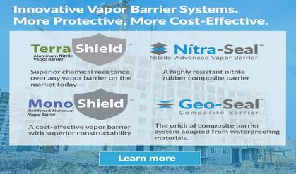 Innovative Vapor Barrier Systems