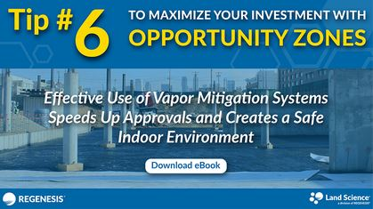Effective Use of Vapor Mitigation Systems Speeds Up Approvals and Creates a Safe Indoor Environment