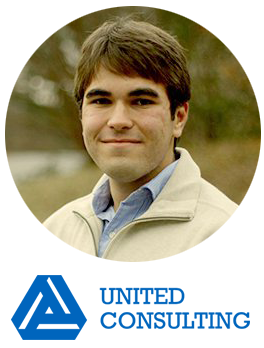 Spencer Cox with United Consulting