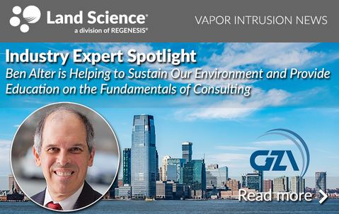 Ben Alter, Senior Vice President and Principal of GZA GeoEnvironmental, Inc.