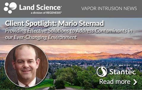 Mario Sternad, Senior Engineer with Stantec Consulting Services, Inc.